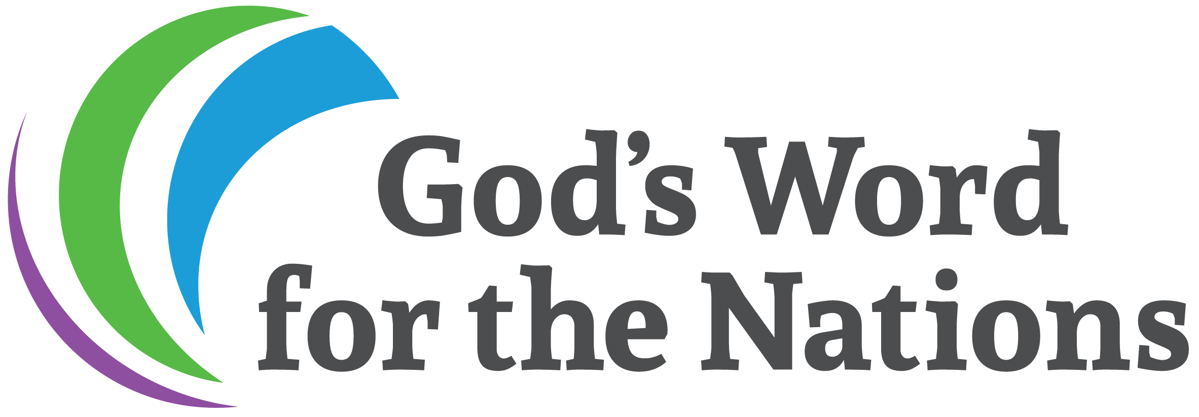 God's Word for the Nations logo