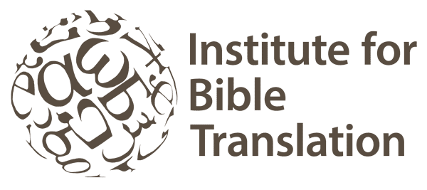 Institute for Bible Translation Logo