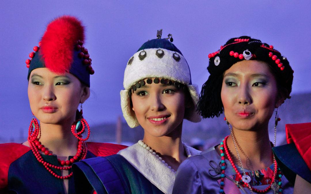 Siberia: The Buryat