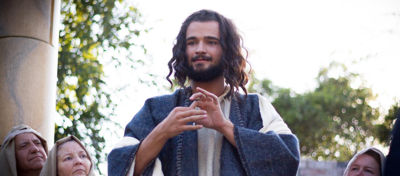 Deaf Missions Jesus Movie ASL