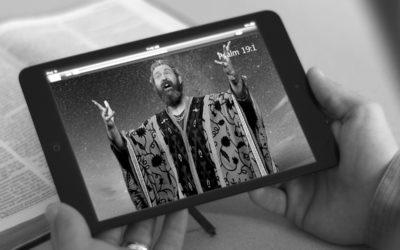 American Sign Language: Bible Distribution via USB