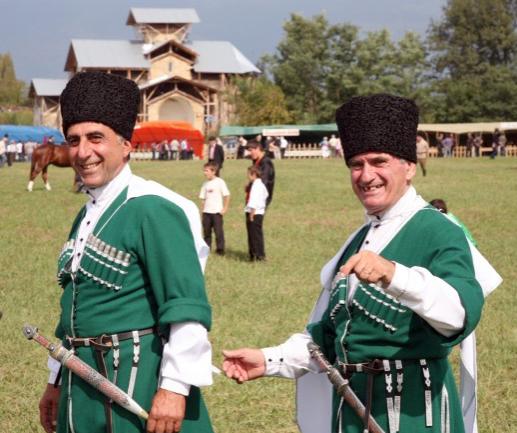 Georgia: Abkhaz