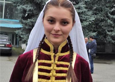 Russia: Kabardian
