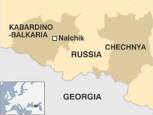 Karbardian map