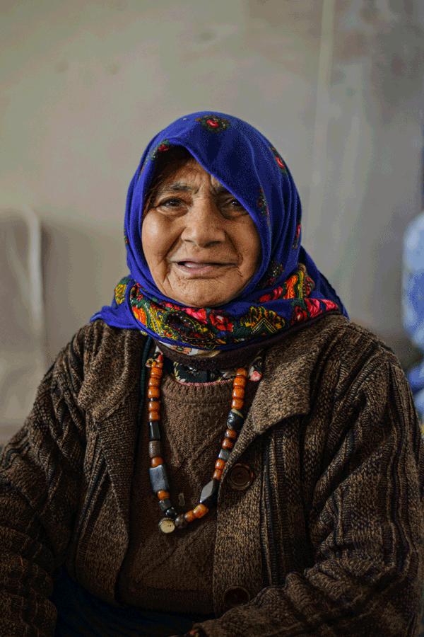 Photo of a Caucasus Woman who needs Bible translation